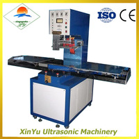 Hot selling high frequency shuttle tray soft EVA welding machine