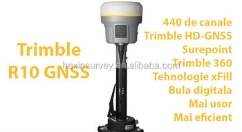 New trimble R10 gps for sale