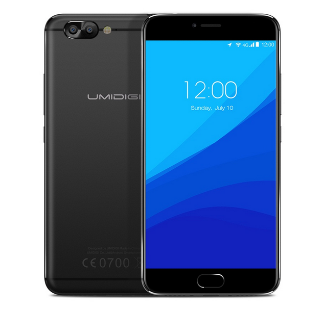 Original Umi mobile phone Umi z pro RAM/ROM 4GB/32GB Android 6.0 in winx mobile stock