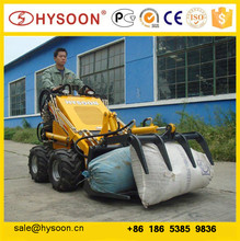 second hand machines mini telescopic loader