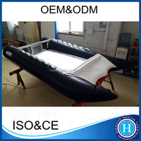 3m Aluminum catamaran fishing boat manufacturer Qingdao hailun yacht Co.,Ltd