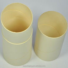 Empty plain simple kraft brown craft extra strong paper core tube