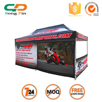 3x6m outdoor advertising pop up gazebo for sale