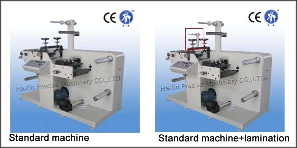 High Precision Vinyl Sticker Rotary Die Cutting Machine