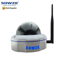 2MP vandal-proof wifi p2p onvif full hd 1080P wireless camera with relay output