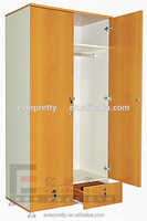 Factory alibaba living room furniture clothes wardrobe, wooden clothes wardrobe, living room wardrobe design