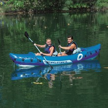 "Kayak folding Bestway 65077 126"" x 35"" Inflatable boats"