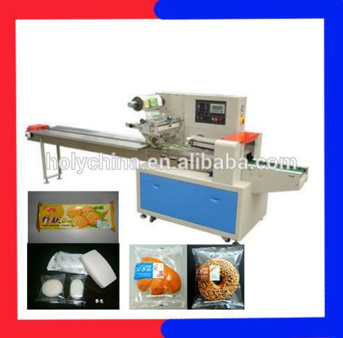 QP-250/350/450 Best promotional lollipop pillow wrapping machinery