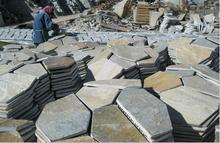 China nature crazy paving slate for wholesales