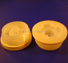 Hardware factory professional custom barrel drum rubber plastic bungs