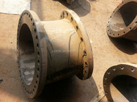 Ductile Iron AWWA C110 Double Flanged Bends