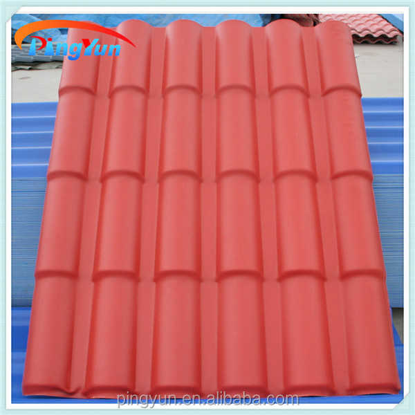 PVC Material Residential Roofing Sheet - Coppo XL