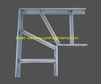 Steel material and ladder type cable tray china manufacturer