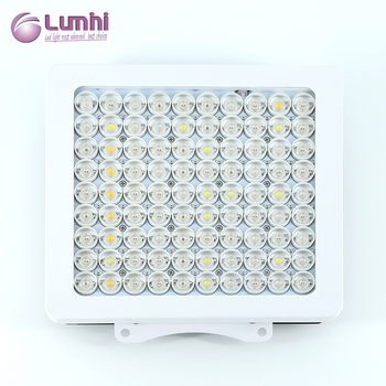 High quality plug and play 11 band full spectrum 90pcs double chip led grow lamps light