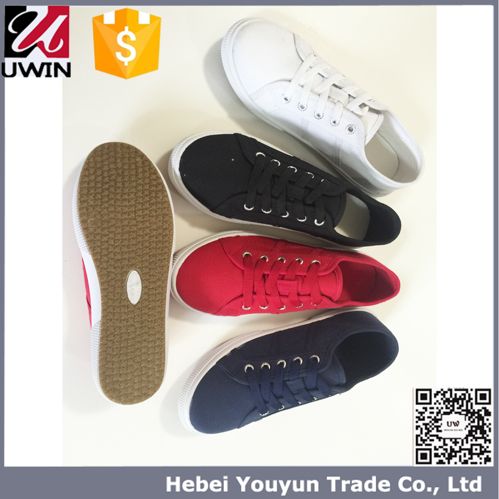 New model men casual canvas shoes