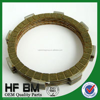benma famous brand paper base motorcycle clutch friction plate