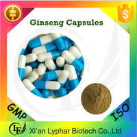 OEM Manufacturer Supply High Quality Ginseng Capsules