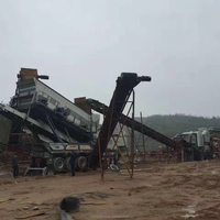 Mobile Crushing Screening Plant For Sand And Gravel Making For Sale