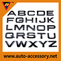 New product custom 3M strong adhesive chrome abs plastic car logo emblems