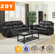 Modern leather recliner sofa Zoy-93930