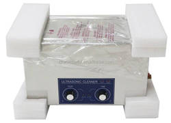 Small ultrasonic cleaner home only with heating function