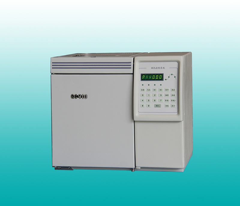 Portable gas Chromatography with high-precision temperature control GC910 LabGeni
