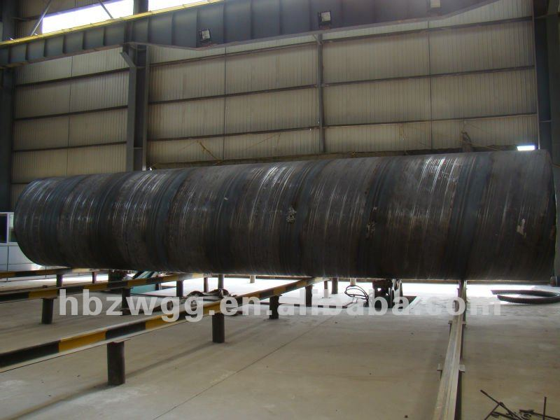 API 5L Mill Carbon Welded Steel Pipe