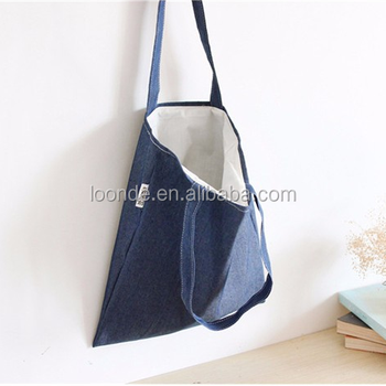 New Fashion Wholesale Cotton Road Shopping Bag