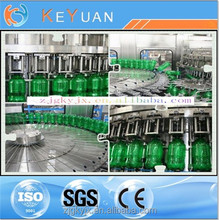 full automatic filling machine for carbonated soft drink