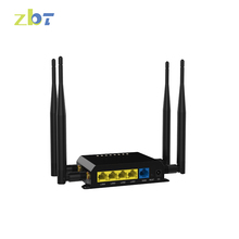 Best cheap price home 300mbps 4G LTE wifi router with SIM card slot