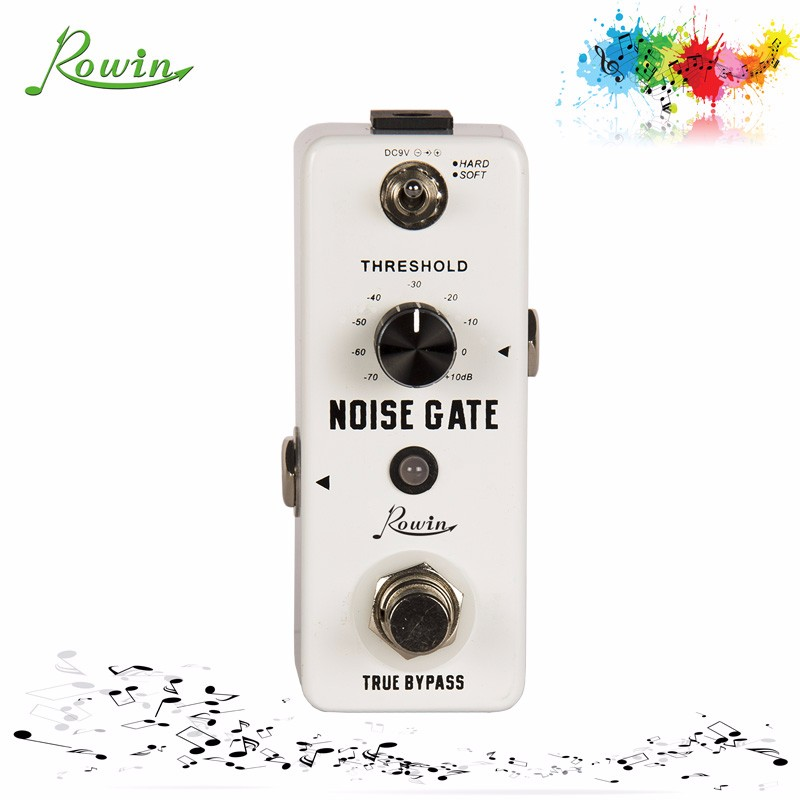 Hot Noise Gate effect guitar pedal LEF-319 electric guitar kit