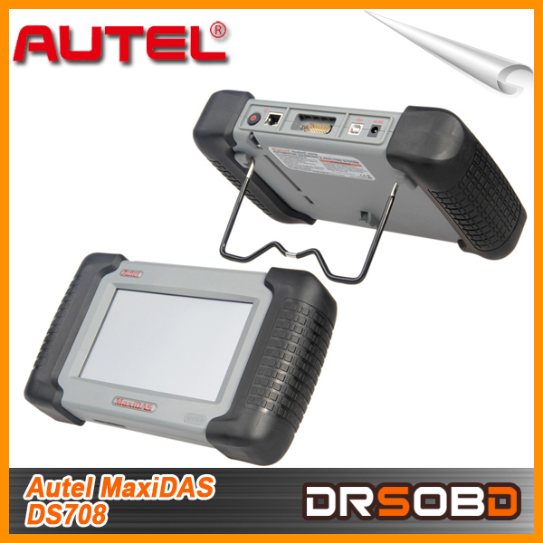 Maxidas DS708 Autel Car Diagnostic Tool Smart Repair Machine with 1 year free update