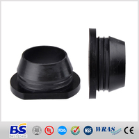 Good temperature resistance silicone rubber grommet