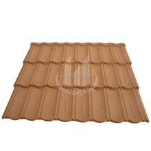 Stone Coated Metal Colorful Roofing Tile/Bent Tiles/antique metal roof tiles