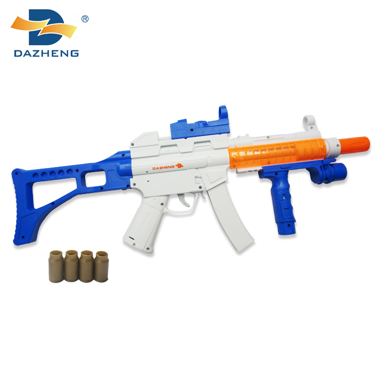 Factory Price funny electric shooting music flashlight weapons gun with high quality