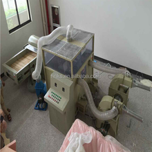 cushion toy / pillow filling machine fiber opening machine and pillow filling machine