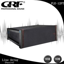 GRF Single 12 Inch Vented LF 3 Way design Free EASE FOCUS Passive Line Array FLE-12PT