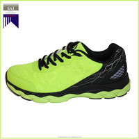 Breathable New Bright Color Mesh Sports Running Shoes for Men
