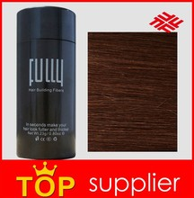 Wholesale Dark Brown Fully Hair Fibers for Hair Loss Treatment
