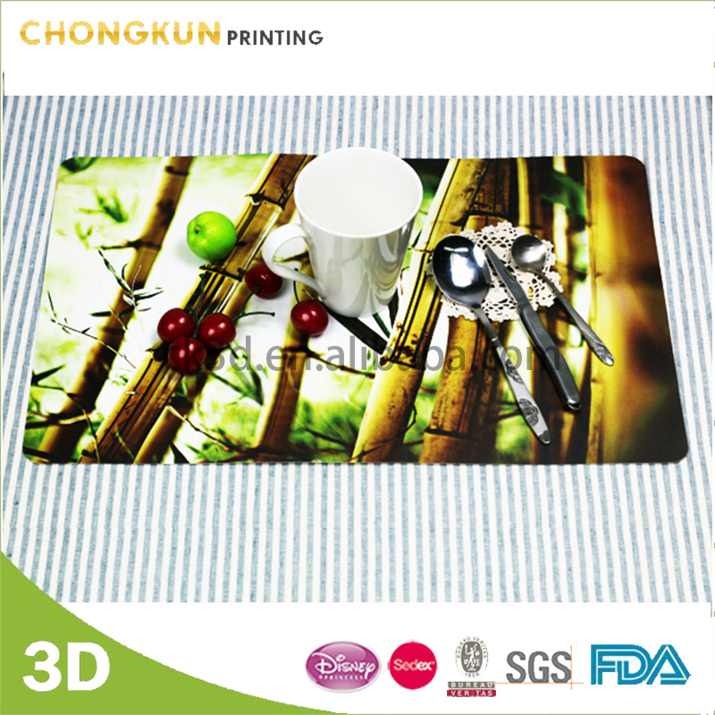 Custom term paper placemats printing