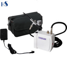 HS08AC-SKC Hot Sale Professional Airbrush Painting Tool and Extremely Good Makeup Airbrush Gun