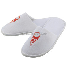 Hotel Sale! Luxury hotel terry slippers supplier!