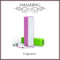 Premium Gifts Plastic Mobile Power Bank 2600mAh, Power Bank Charger with Fragrance