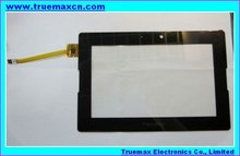 Spare part Digitizer for Blackberry Playbook, Top Quality~