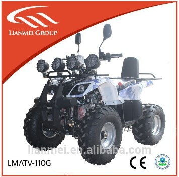 automatic 110cc mini quad ATV for teenager
