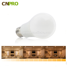 New products 2017 led dimmable light bulbs as table lamp