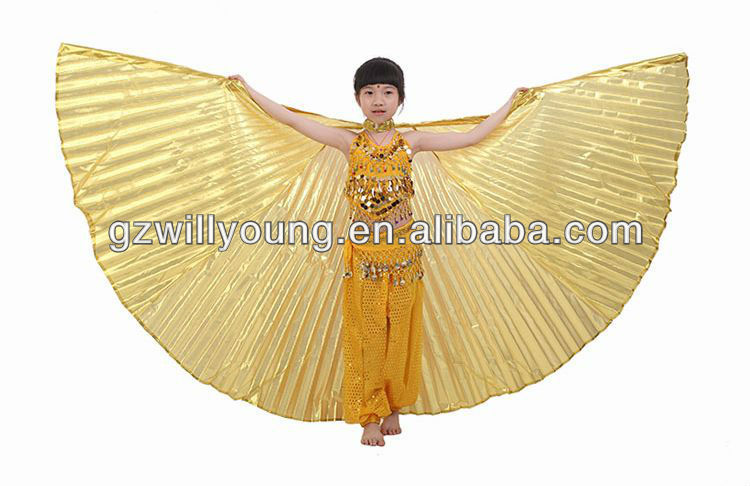 Children Belly Dance Wings, Cheap Belly Dance Kids Isis Wings