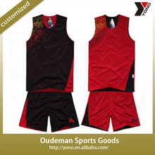 2015 Cheap custom youth team reversible basketball jerseys uniforms