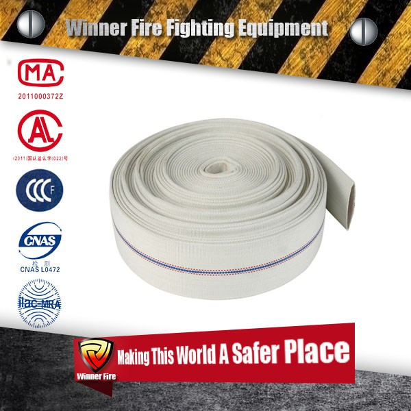ISO, CCC Certificated fire cabinet with fire hose reel and balck fire hose