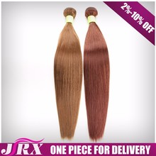 Luxury Quality 100% Human Mongolian Double Drawn Virgin Hair Weave